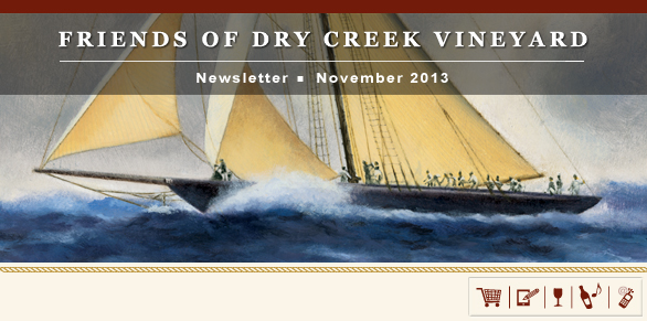 Friends of Dry Creek Vineyard